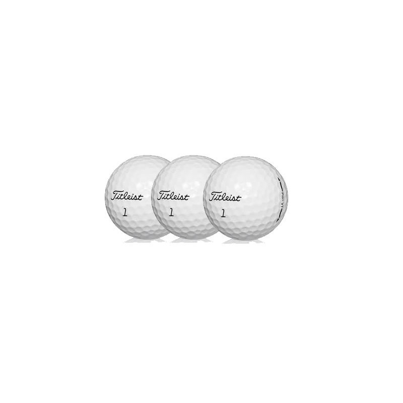 3 balles de golf pro v1 lake balls en etat parfait. Black Bedroom Furniture Sets. Home Design Ideas